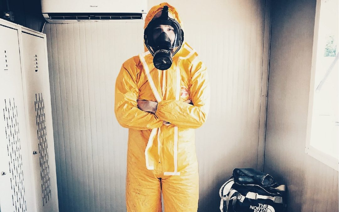 How Hazmat Suits Work