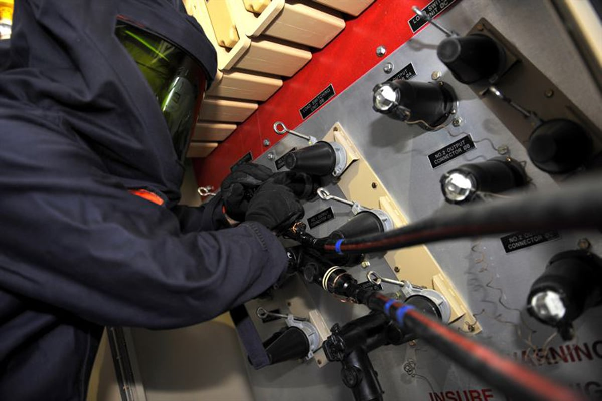 When Are Arc Flash Suits Required?