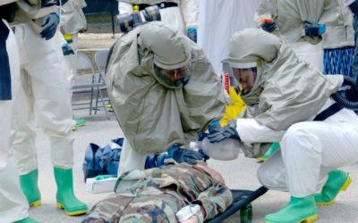 15 Jobs That Require HAZMAT Suits
