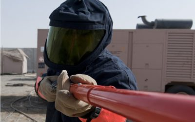 How To Use An Arc Flash Suit
