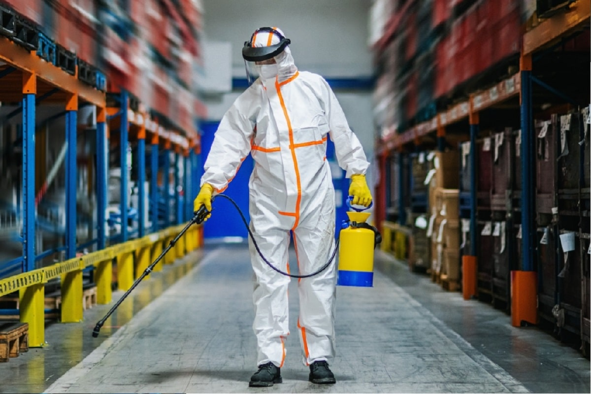 Styles Of Hazmat Suits