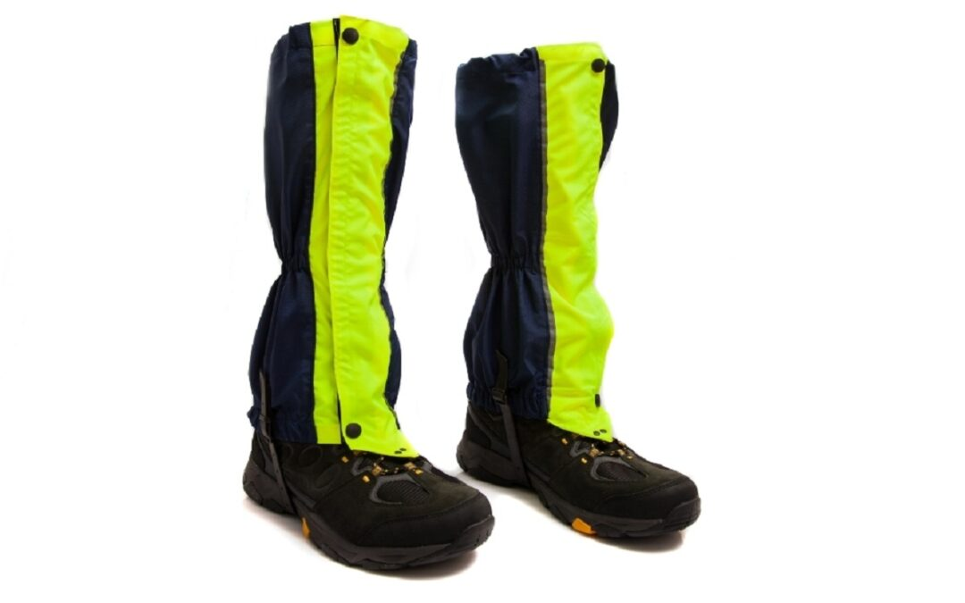 How To Put On Boot Gaiters