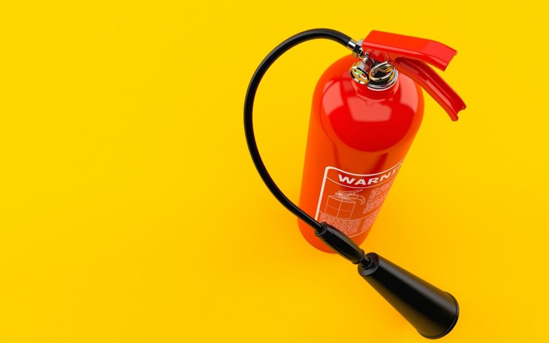 What Are The 5 Classes of Fire Extinguishers?