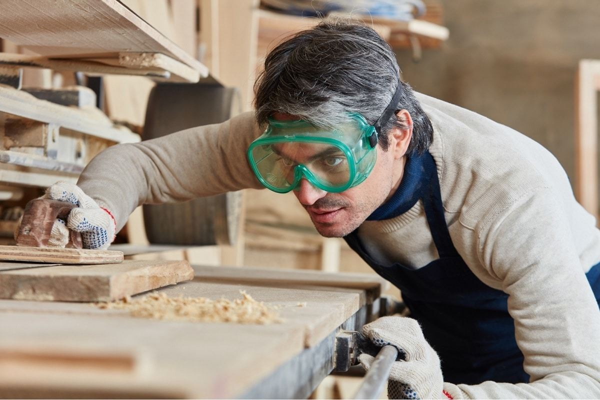 How To Clean Woodworking Safety Glasses