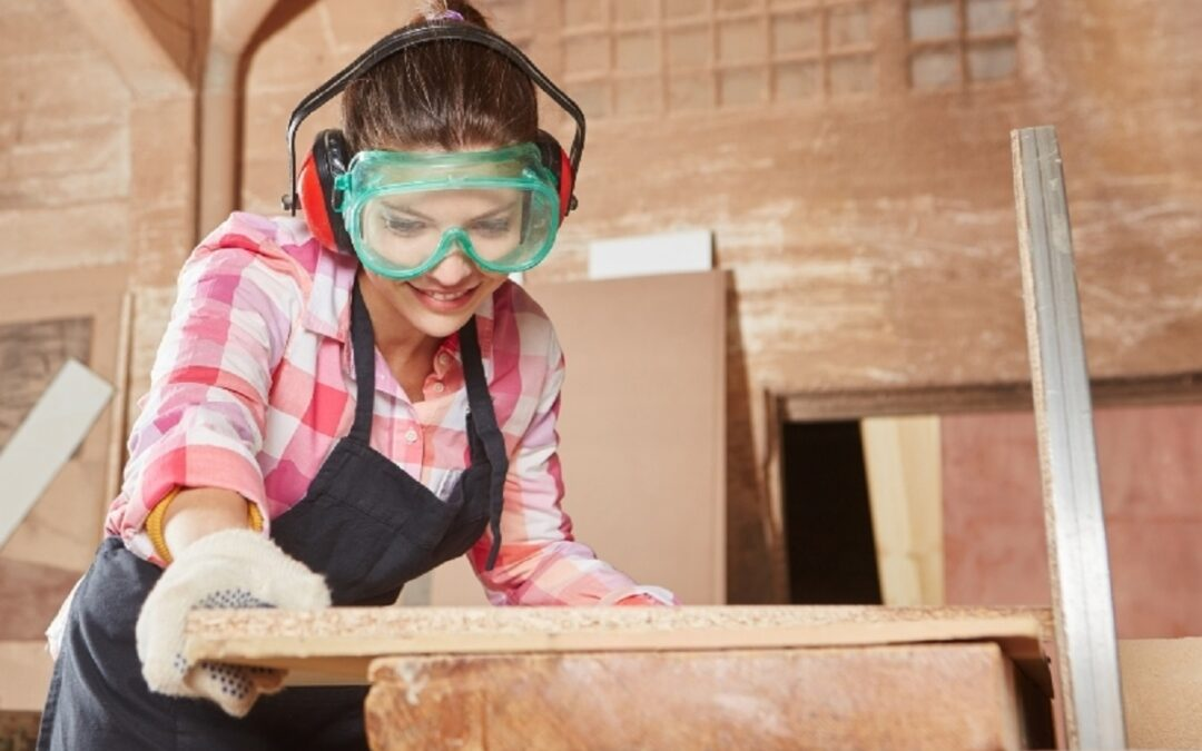 12 Jobs That Require Woodworking Safety Glasses