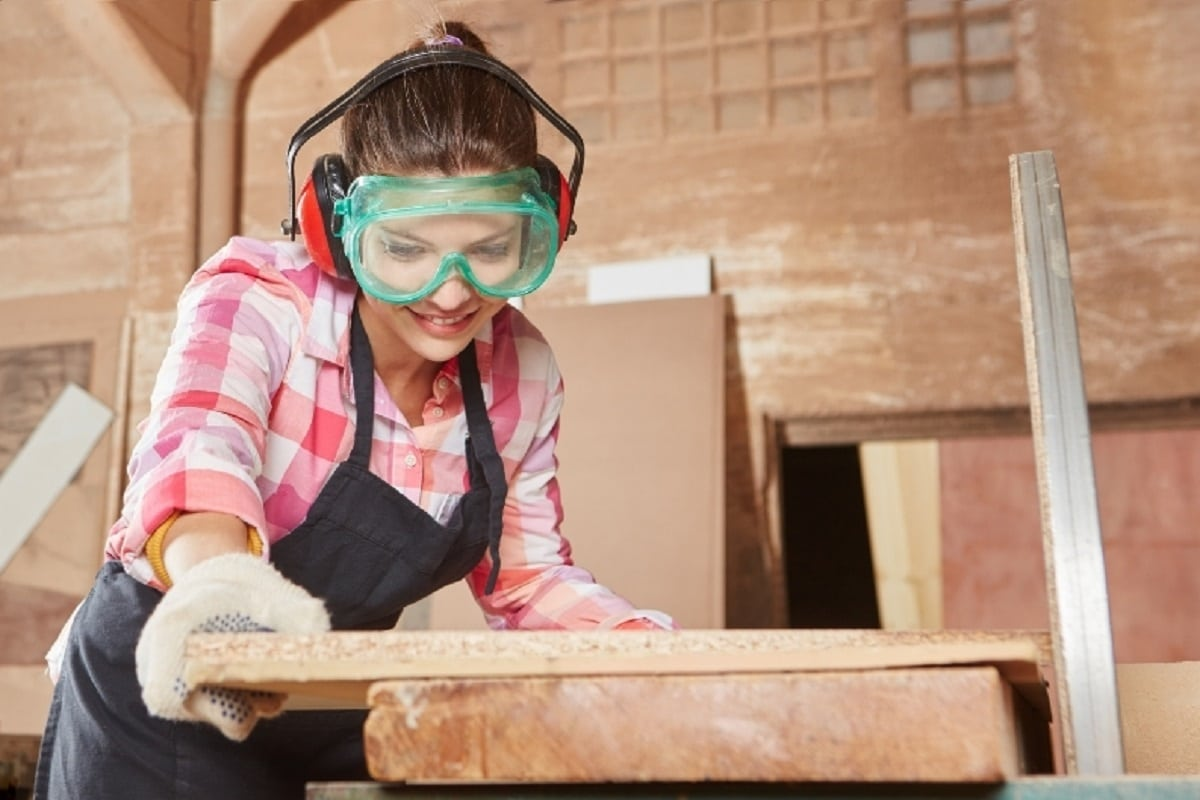 Jobs That Require Woodworking Safety Glasses