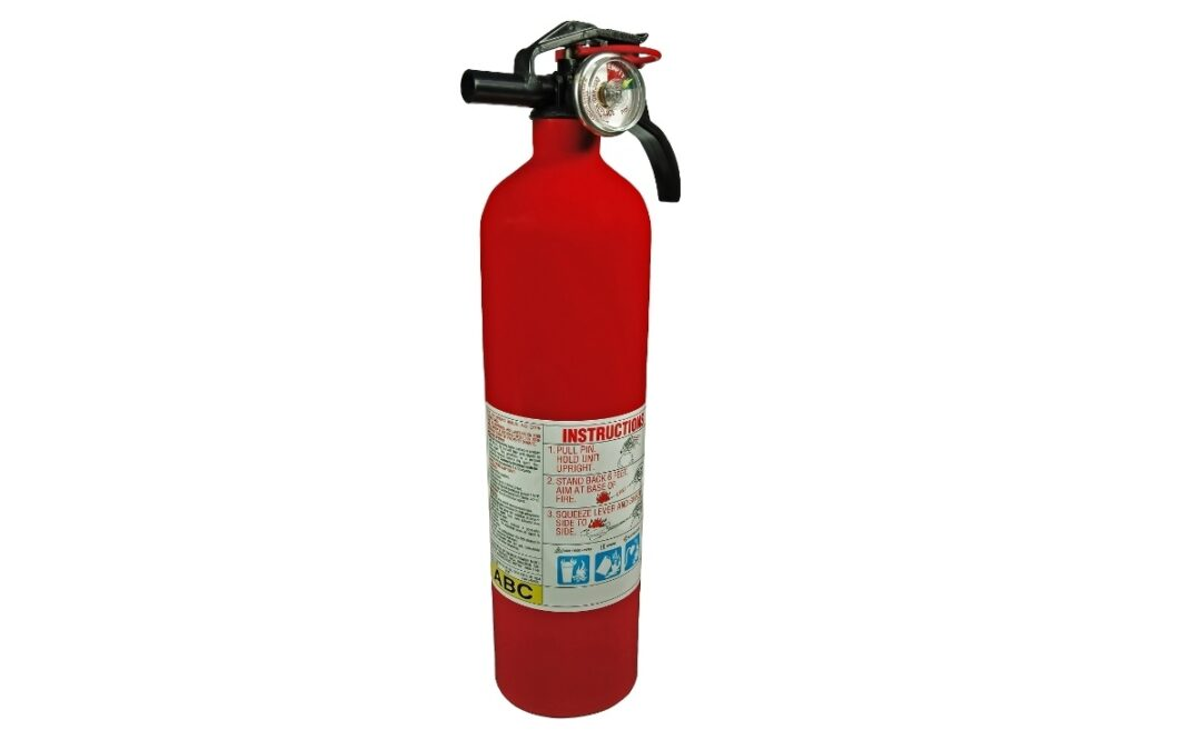 What Is An ABC Fire Extinguisher?