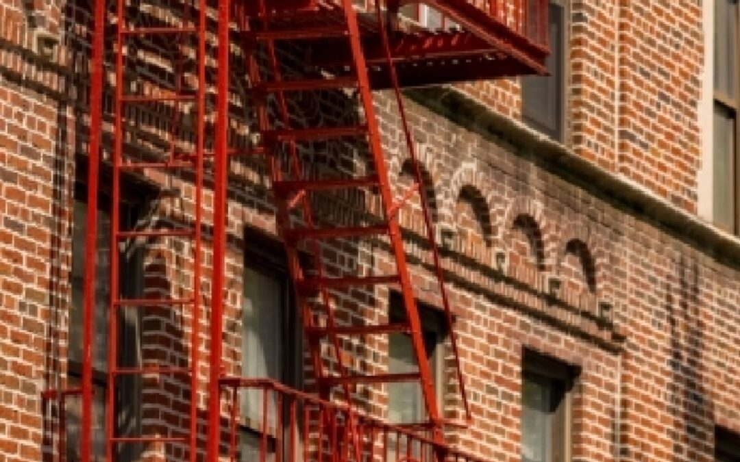 Are Fire Escape Ladders Dangerous?