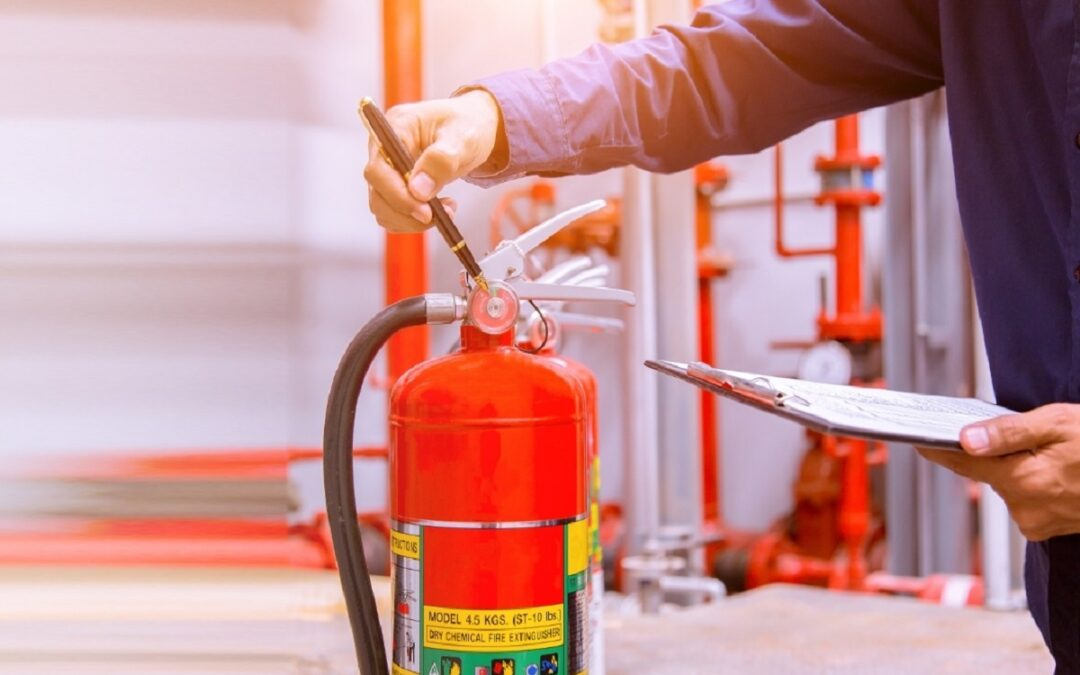 Fire Extinguisher Inspection – Essential Things to Know
