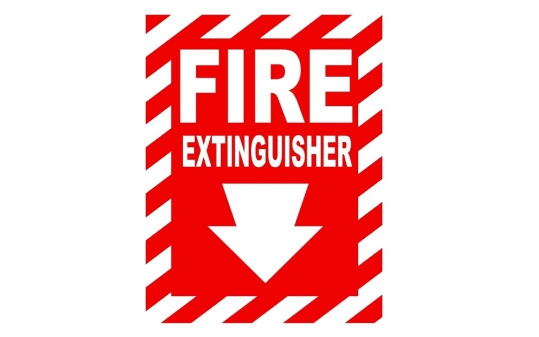 Do Fire Extinguishers Require a Sign?