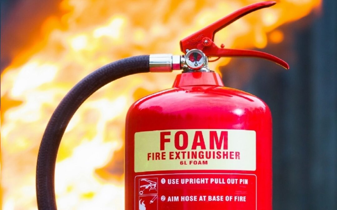 Fire Extinguisher Foam – What Is That Stuff?