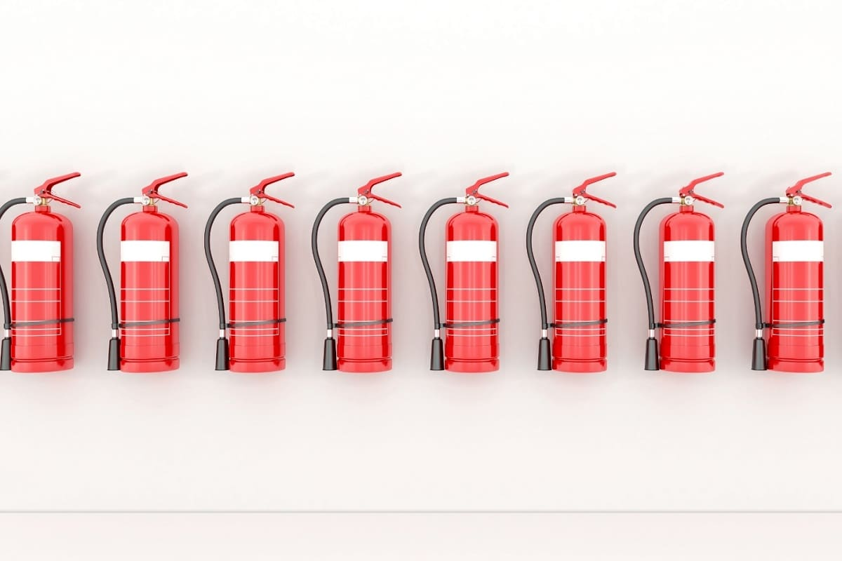 How Many Fire Extinguishers Do You Need