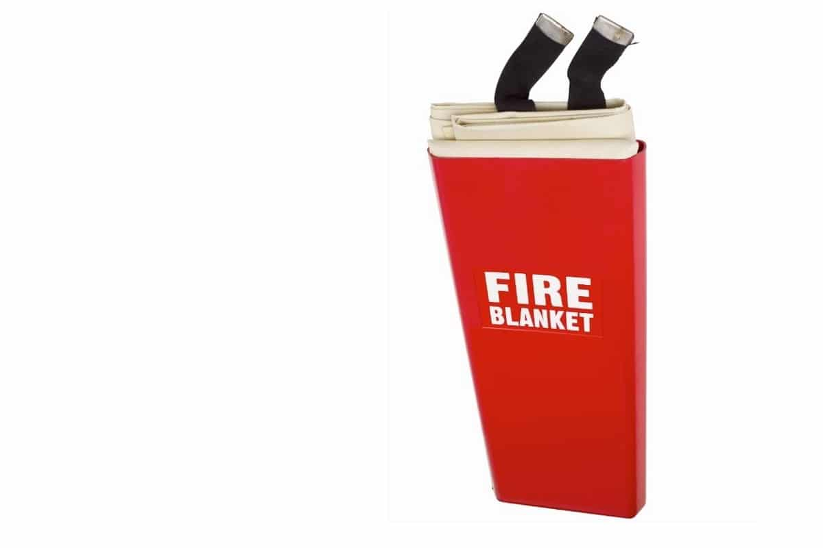 What Is A Fire Blanket Used For