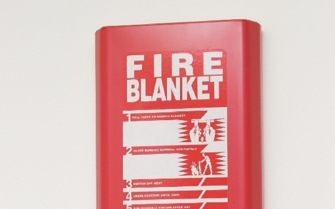 Where Should Fire Blankets Be Located?