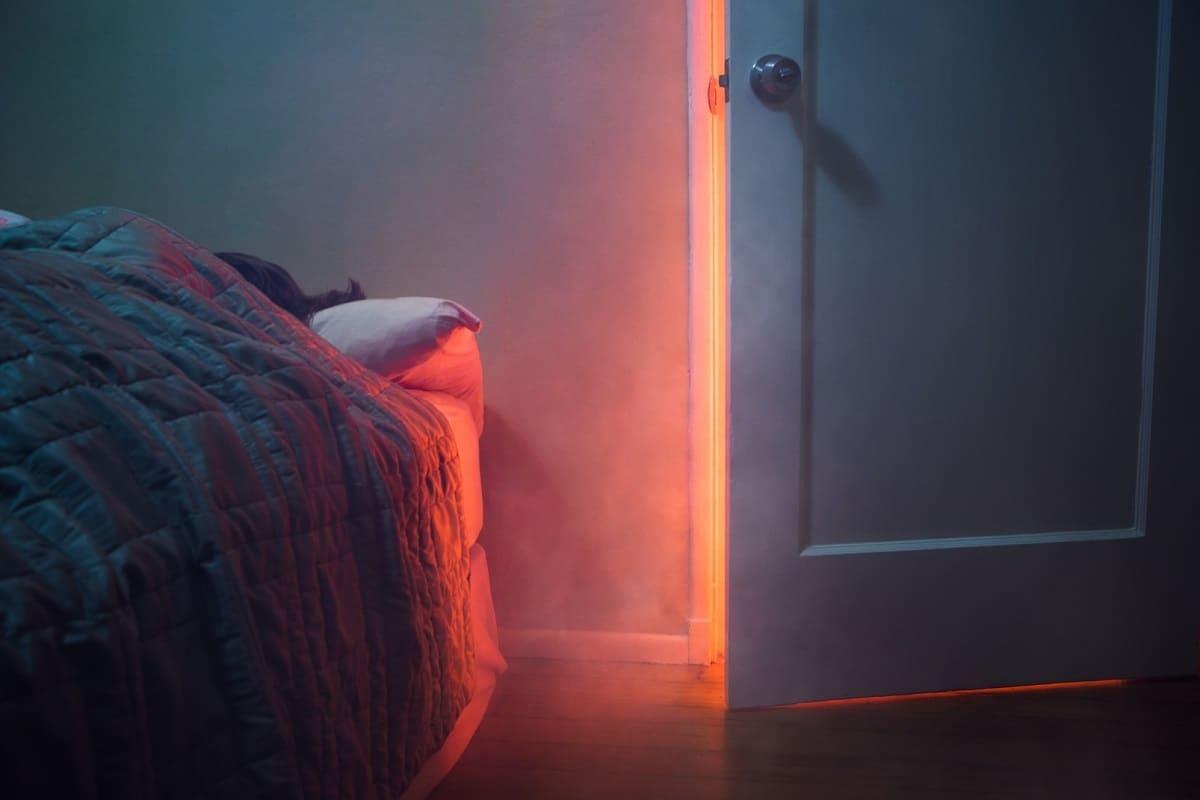 Bedroom Fire Door