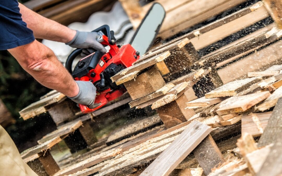 What Materials Can Chainsaws Cut Safely?